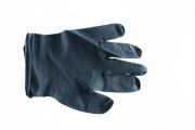 Schwarze Wasch Handschuhe-einzel-Black Strähnen-Kamm Savas Turanci-Haarkult