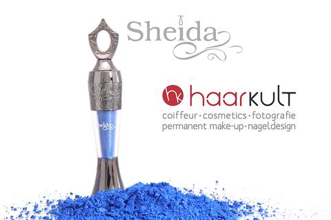 Sheida-Kohl-Kajal-Parliament Blue